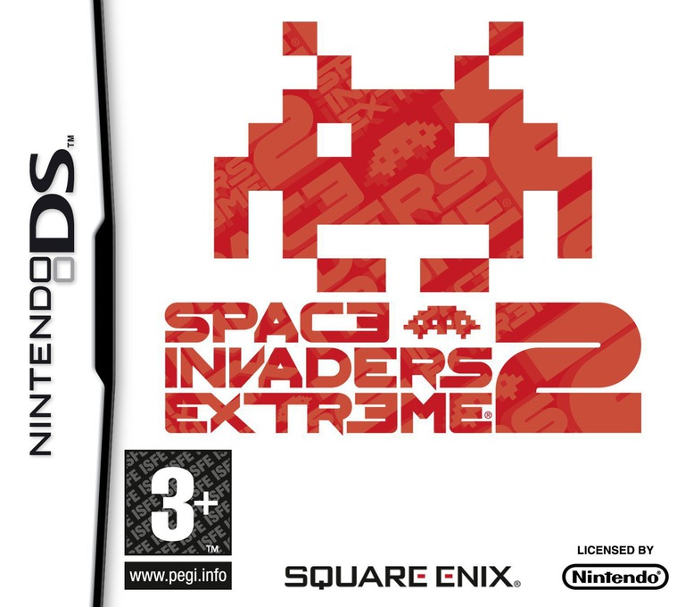 Space Invaders Extreme 2 DS coverHQ (CV8P)