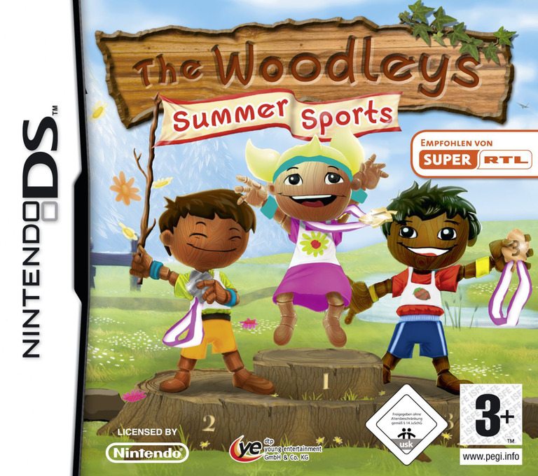 The Woodleys - Summer Sports DS coverHQ (CWDP)