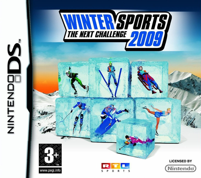 Winter Sports 2009 - The Next Challenge DS coverHQ (CWSP)