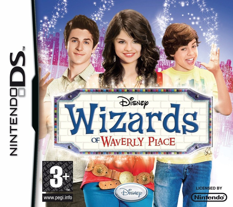 Wizards of Waverly Place DS coverHQ (CY7P)
