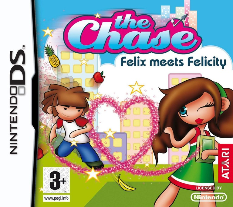 The Chase - Felix Meets Felicity DS coverHQ (CYRP)