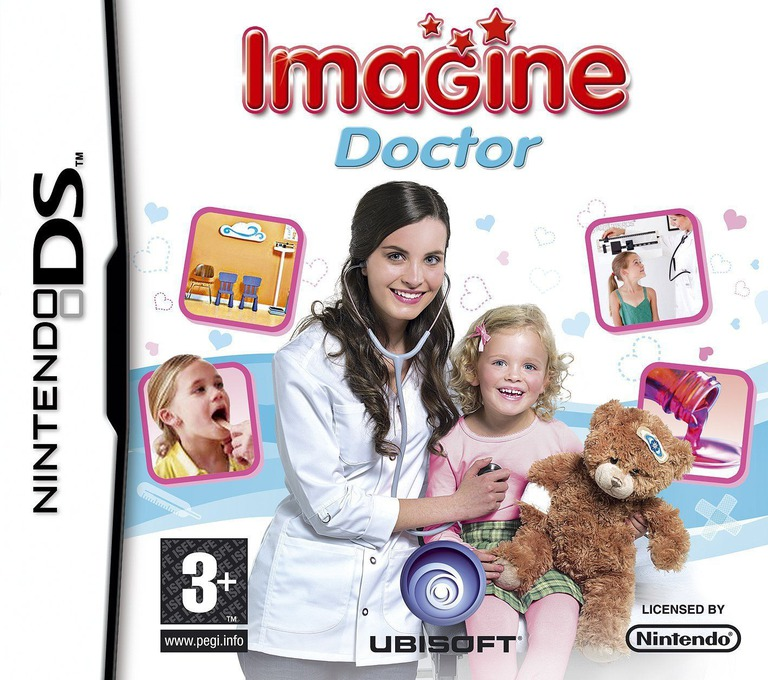 Imagine - Doctor DS coverHQ (CZMP)