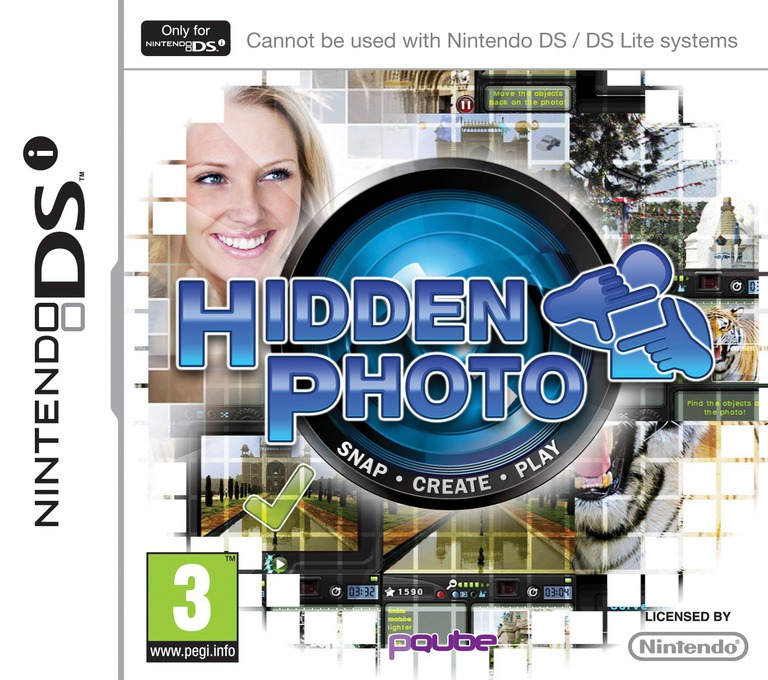 Hidden Photo DS coverHQ (DD3P)