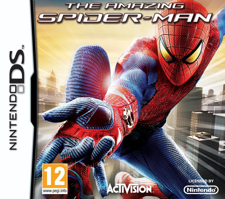 The Amazing Spider-Man DS coverHQ (TAMP)