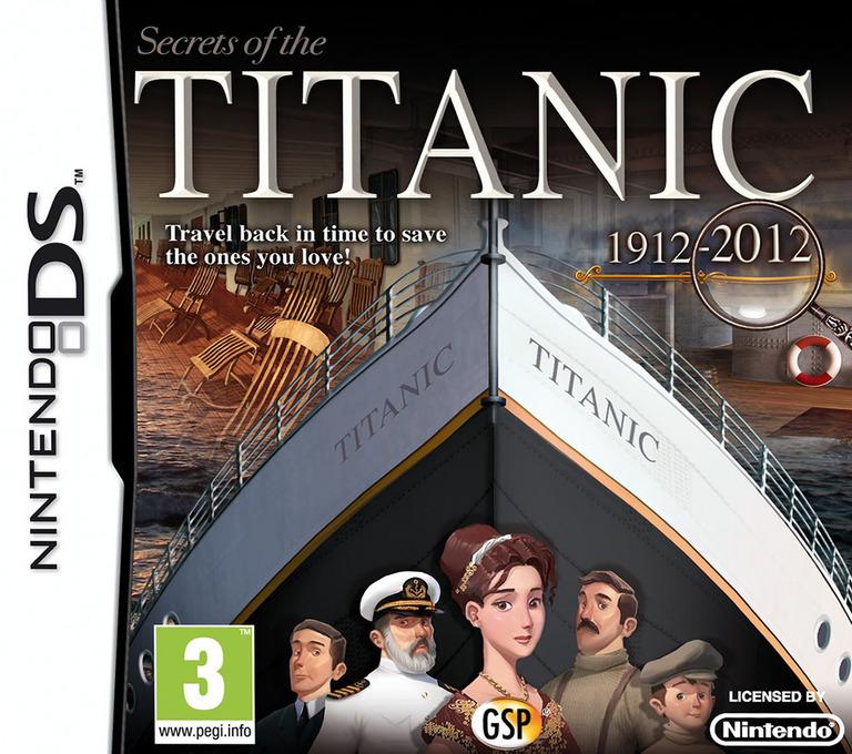 Secrets of the Titanic 1912-2012 DS coverHQ (TBBX)