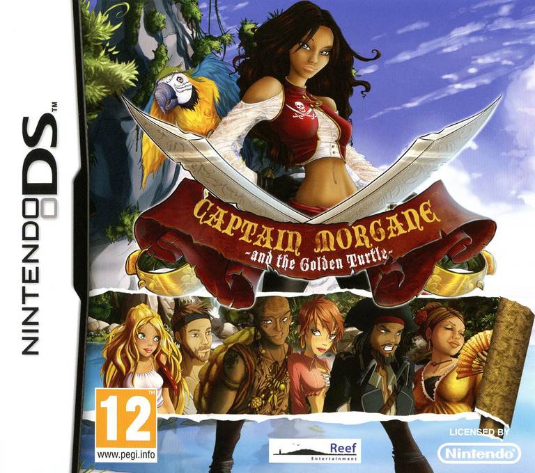 Captain Morgane and the Golden Turtle DS coverHQ (TGTP)