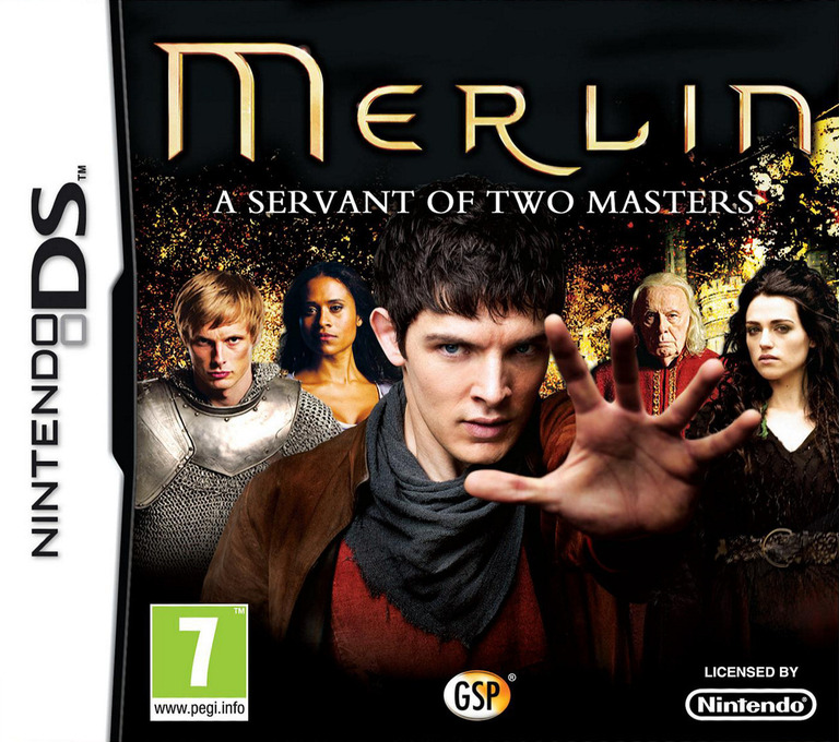 Merlin - A Servant of Two Masters DS coverHQ (TMWP)