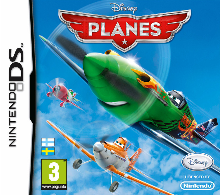Disney Planes DS coverHQ (TPDY)