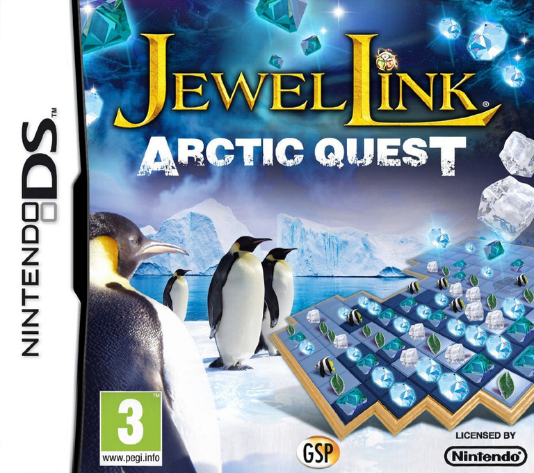 Jewel Link - Arctic Quest DS coverHQ (TQUP)