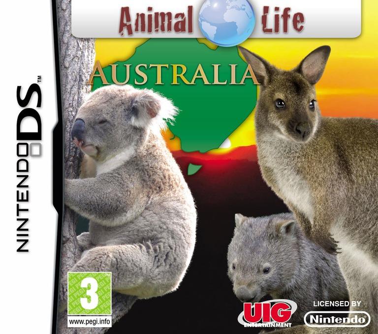 Animal Life - Australia DS coverHQ (VASP)