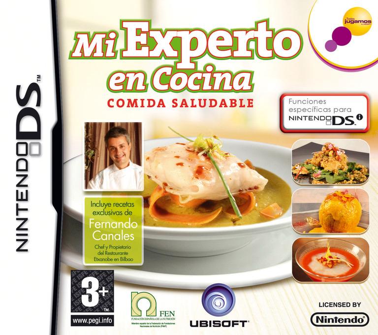 Mi Experto en Cocina - Comida Saludable DS coverHQ (VCKS)