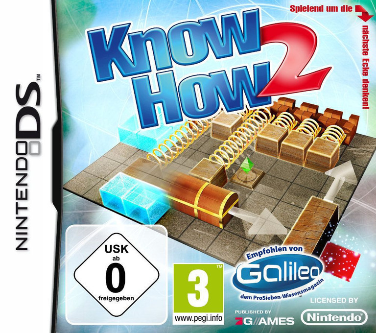 Know How 2 DS coverHQ (VKHP)