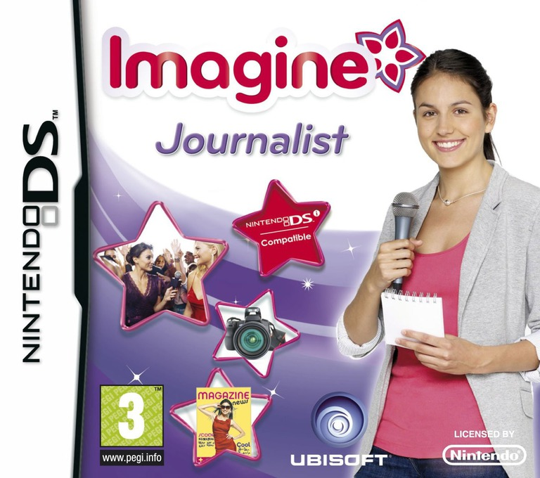 Imagine - Journalist DS coverHQ (VRPV)