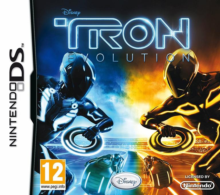 TRON - Evolution DS coverHQ (VTEV)