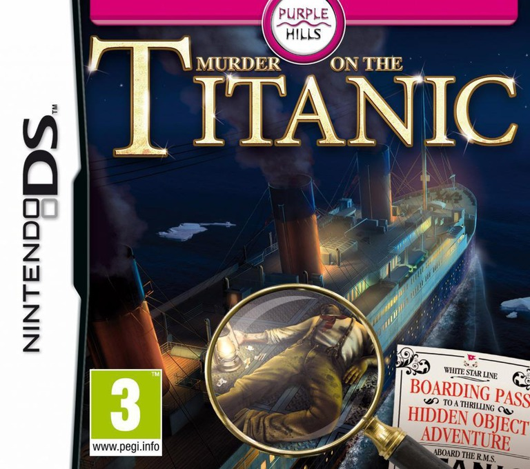 Murder on the Titanic DS coverHQ (VTTP)