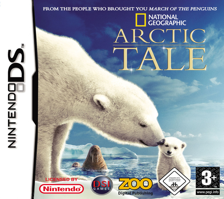 Arctic Tale DS coverHQ (YA3P)