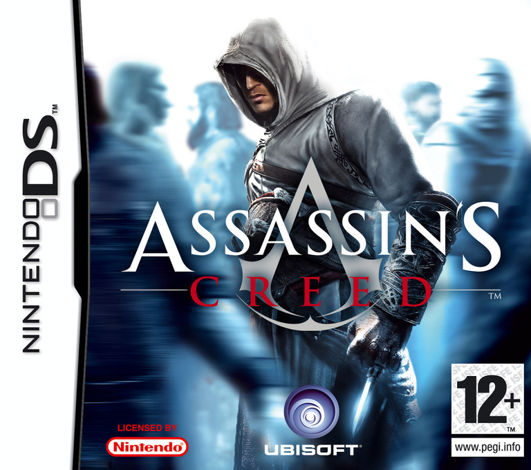 Assassin's Creed - Altaïr's Chronicles DS coverHQ (YAHP)