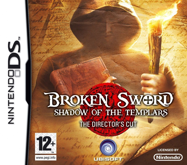 Broken Sword - Shadow of the Templars - The Director's Cut DS coverHQ (YB7P)