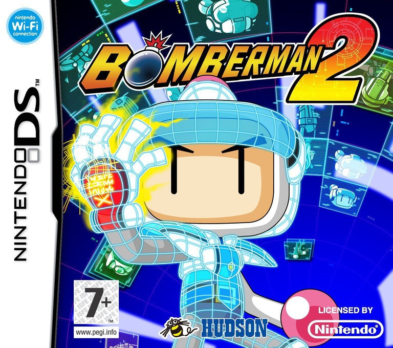 Bomberman 2 DS coverHQ (YBAP)