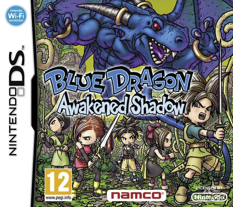 Blue Dragon - Awakened Shadow DS coverHQ (YBUP)