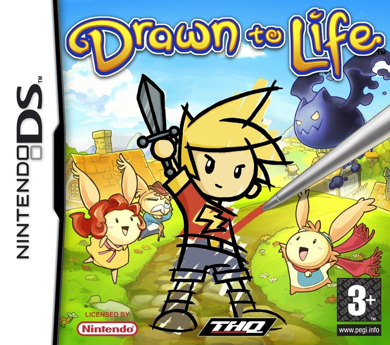 Drawn to Life DS coverHQ (YDWP)