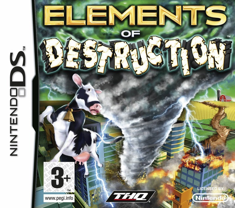 Elements of Destruction DS coverHQ (YEDP)