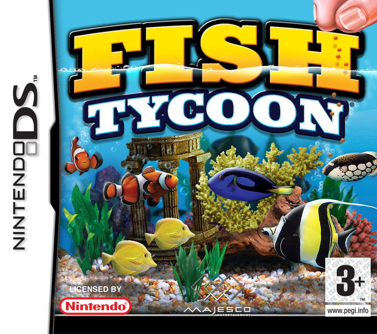 Fish Tycoon DS coverHQ (YF7P)