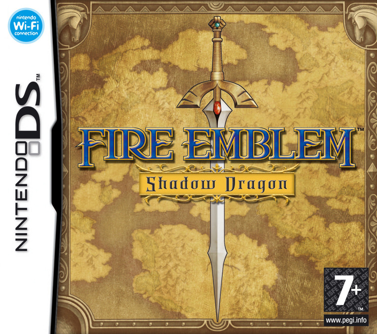 Fire Emblem - Shadow Dragon DS coverHQ (YFEP)
