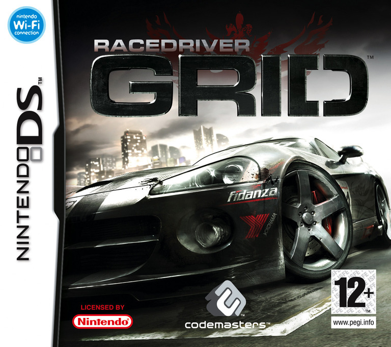Race Driver - Grid DS coverHQ (YG6P)
