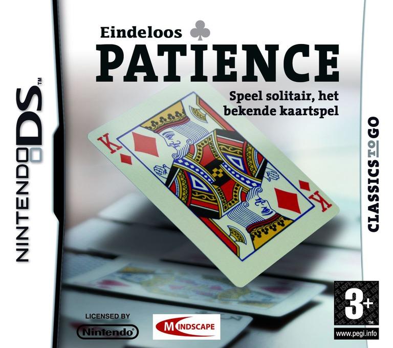 Eindeloos Patience DS coverHQ (YGIH)