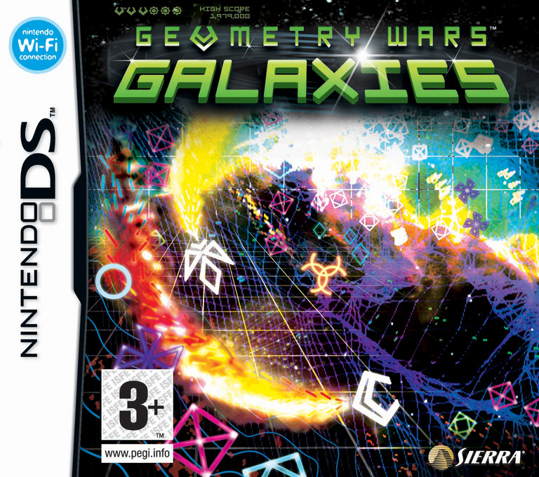 Geometry Wars - Galaxies DS coverHQ (YGLP)