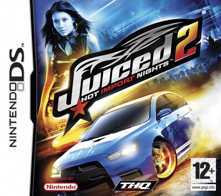 Juiced 2 - Hot Import Nights DS coverHQ (YJ2P)