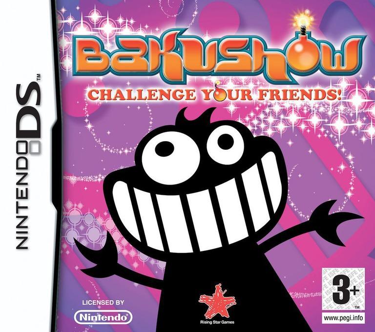Bakushow - Challenge Your Friends! DS coverHQ (YK6P)