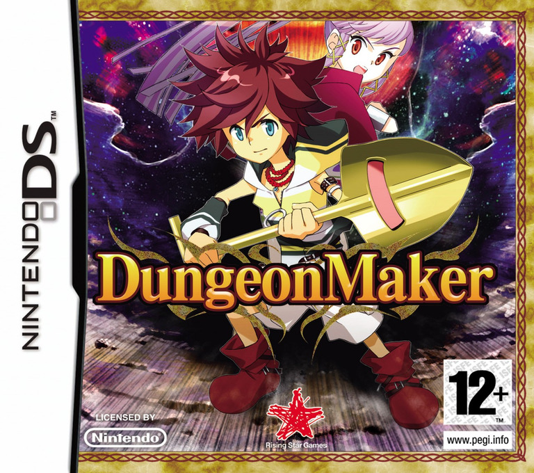 Dungeon Maker DS coverHQ (YLDP)