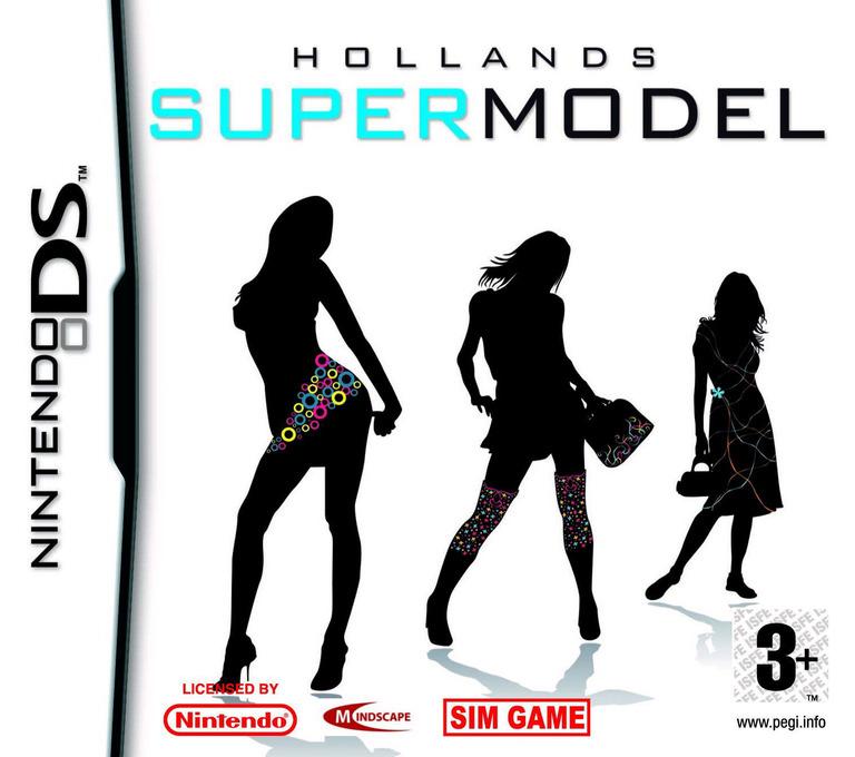 Hollands Supermodel - Win de Strijd op de Catwalk! DS coverHQ (YNLX)