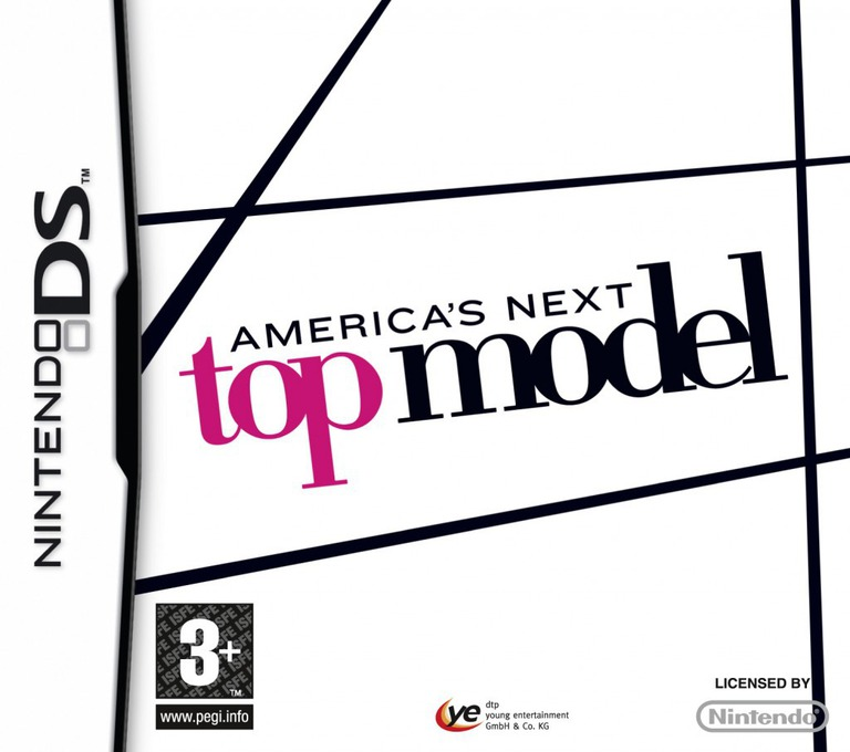 America's Next Top Model DS coverHQ (YNLY)