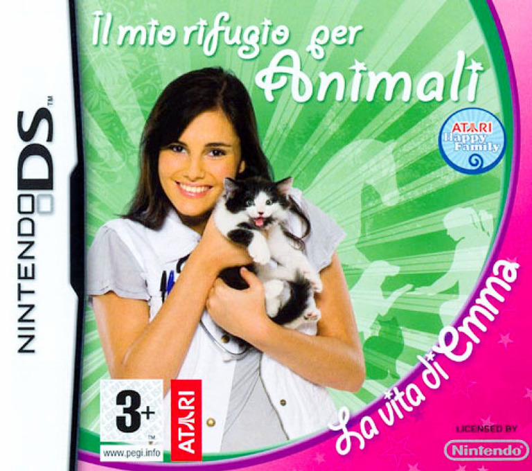 Emily - My Animal Shelter DS coverHQ (YR5P)