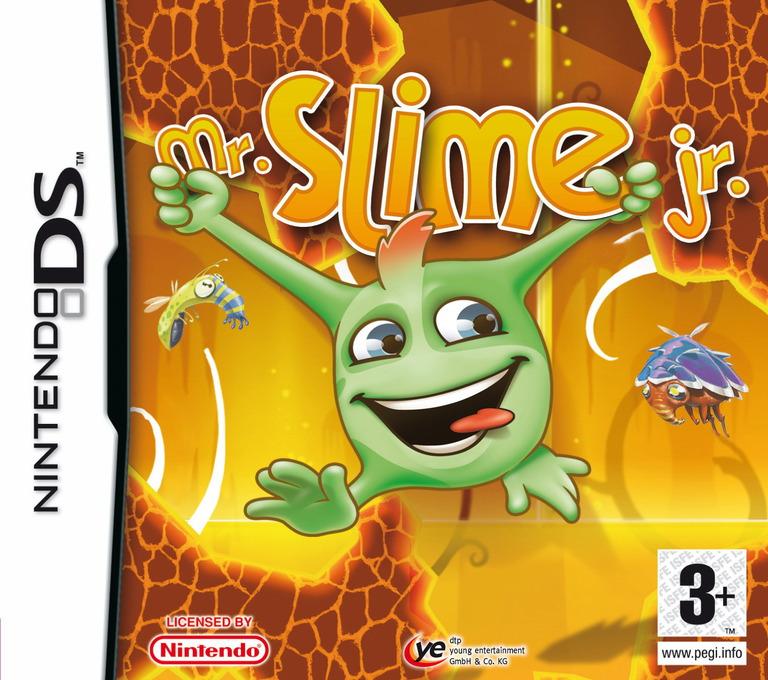 Mr. Slime Jr. DS coverHQ (YS7D)