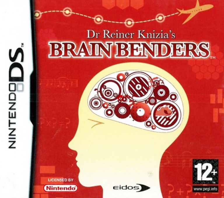 Dr Reiner Knizia's Brainbenders DS coverHQ (YSQP)