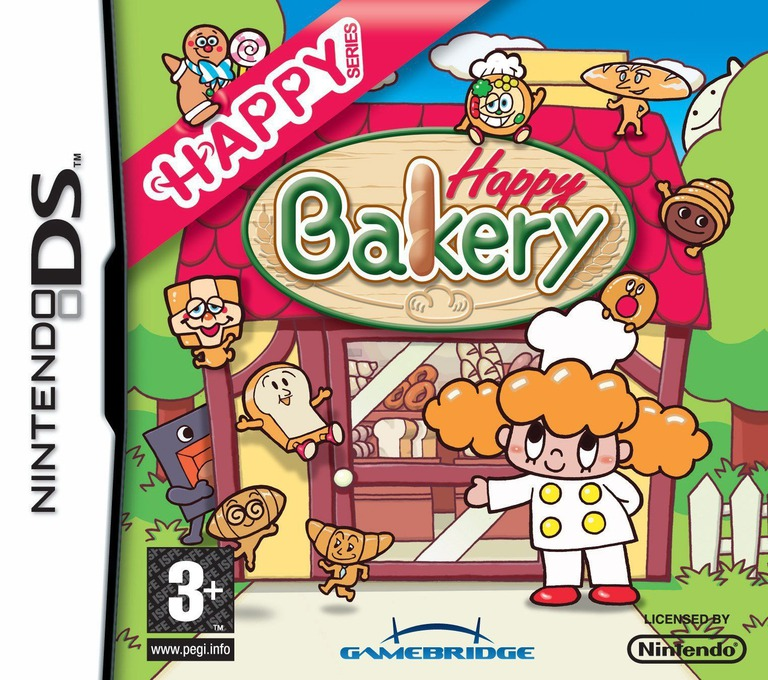 Happy Bakery DS coverHQ (YU3P)