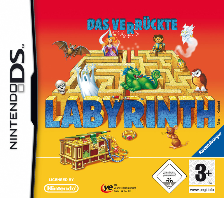 Labyrinth DS coverHQ (YVJP)
