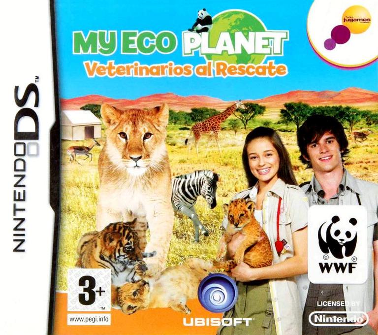 My Eco Planet - Veterinarios al Rescate DS coverHQ (CPVP)