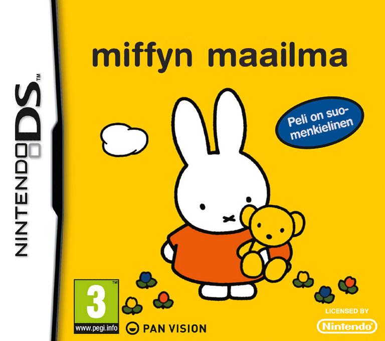 Miffyn Maailma DS coverHQ (BMWX)