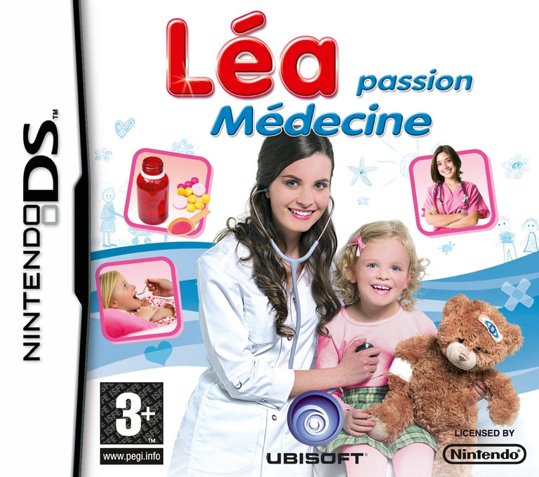 Léa - Passion Médicine DS coverHQ (CZMP)