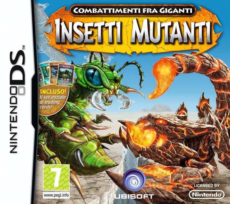 Combattimenti fra Giganti - Insetti Mutanti DS coverHQ (BIGP)