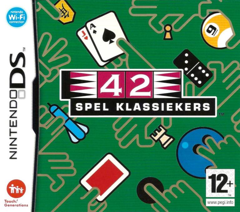 42 Spel Klassiekers DS coverHQ (ATDP)