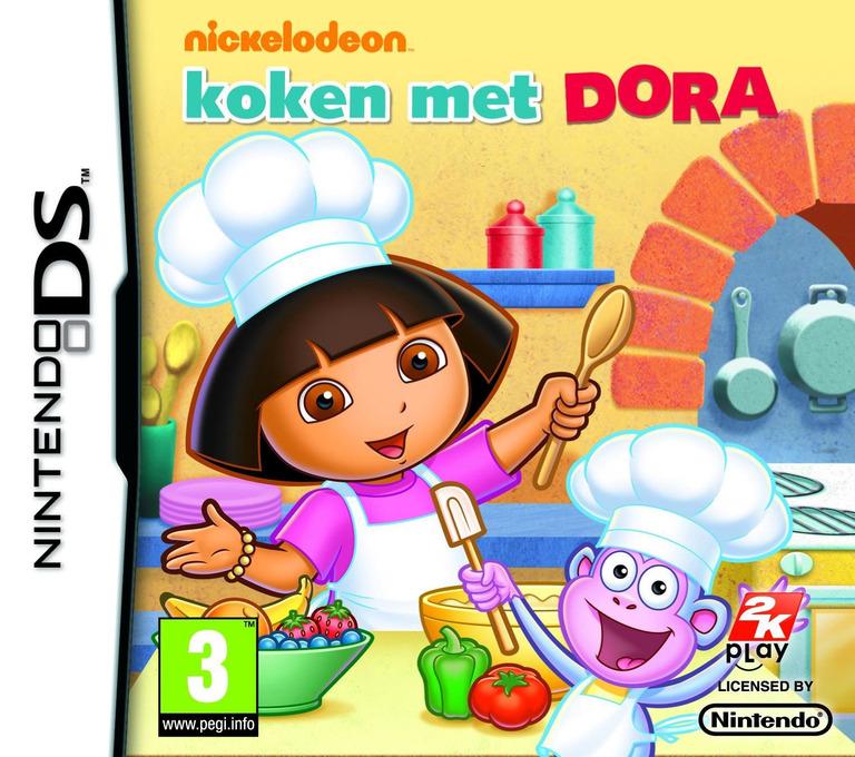 Koken met Dora DS coverHQ (BNUX)
