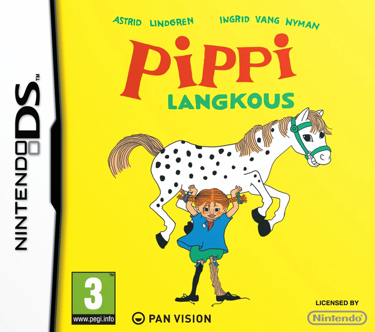 Pippi Langkous DS coverHQ (TPLP)