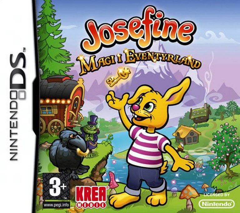 Josefine - Magi i Eventyrland DS coverHQ (BJFX)