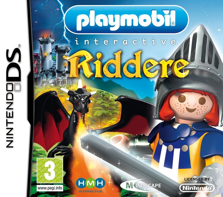 Playmobil Interactive - Riddere DS coverHQ (CIYX)
